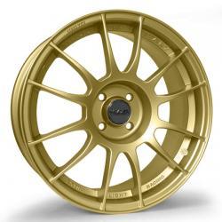MAK 4X100 17X7 ET35 XLR GOLD 72