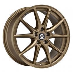 Sparco 5x112 17x7.5 ET27 DRS Rally Bronze 73