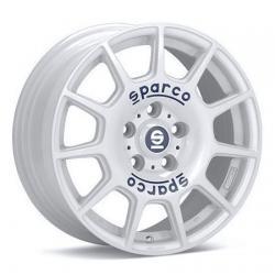 Sparco 5x110 17x7.5 ET38 Terra W BLet 73