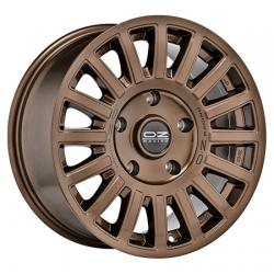 OZ 5x120 18x8.5 ET10 Rally Raid Bronze 65.06